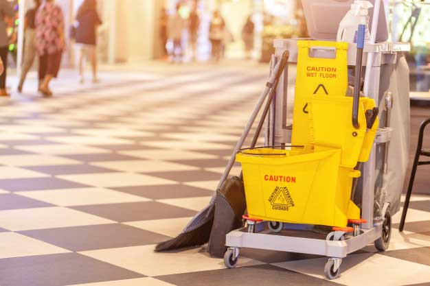 janitorial services in Detroit